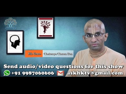 Ask a Hare Krsna Episode 06 (Answers By Chaitanya Charan Das)
