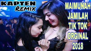 DJ MAIMUNAH DI TIKUNG TIKUNG JAMILAH TIK TOK ORGINAL REMIXER FULL TERBARU 2018 Mp3