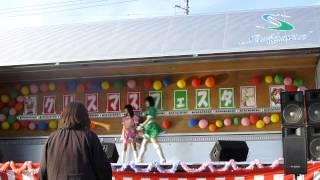 2012年12月16日、クリスマスフェスタ IN フジ宿毛 アイドルコンサート(...