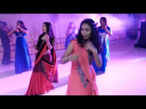 U DARAS    WEDDING DAY SURPRISE  DANCE WITH  THARUSHI BOTHEJU AND HER FRIENDS