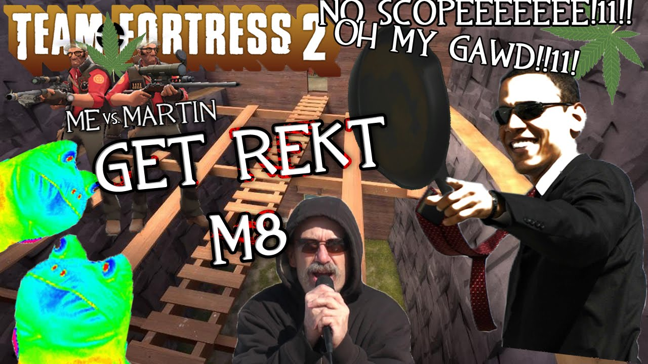Tf2 1vs1 Sniper Il Mistero Del Giarate Critico W Martin Youtube