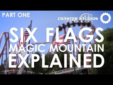 Six Flags Magic Mountain: Explained Part 1