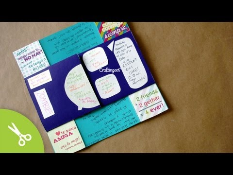 Carta magica interminable // detalle mes de novios