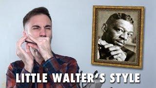 �������� ���� Breaking down Little Walter [HARMONICA LESSON] ������
