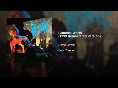 Criminal World (1999 Remastered Version)