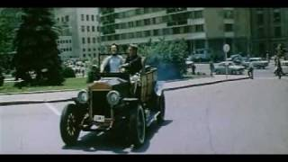 На машине-Песни моря
