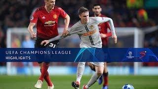 UEFA Champions League | Man United vs Young Boys | Highlights