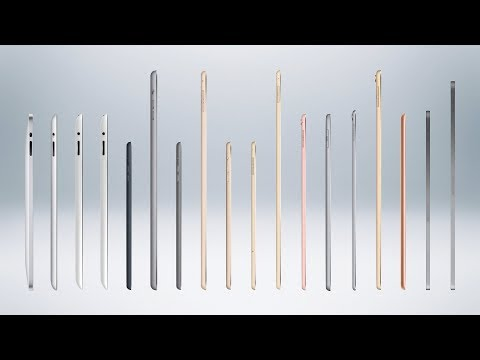 History Of The IPad