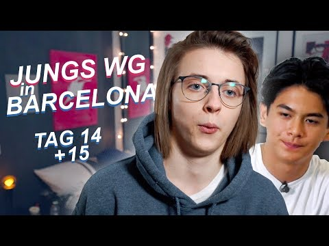 Jungs WG in Barcelona! | Tag 14+15 Parodie