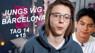 Jungs WG in Barcelona! | Tag 14+15 Parodie