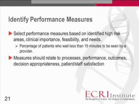 FTCA Risk Management: Implementing a QI QA Program