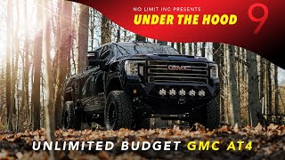 Unlimited Budget Passion Project GMC AT4 | No Limit Inc.