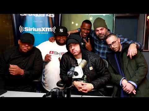 Eminem on Shade 45 - December 15, 2017 | Revival album Fireside chat | Eminem Q&A live from the fans
