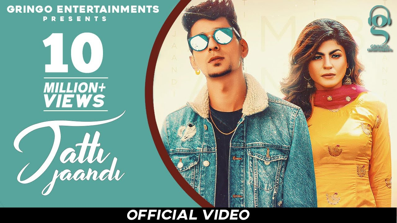 Download Jatti Jaandi (Official Video)   Kambi Ft. Mahi Sharma   Latest Punjabi Songs 2020  New Punjabi Songs