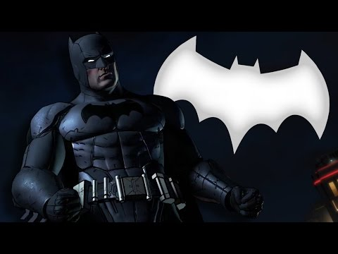 WELCOME TO GOTHAM CITY | Batman: The Telltale Series Episode
