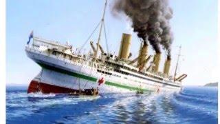 Титаник, Олимпик, Британик . Судьба или ошибка ?