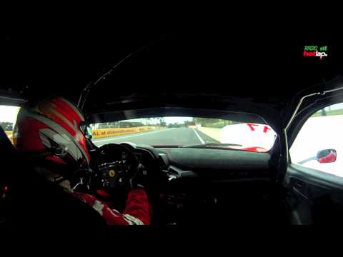 Fastest Ever Recorded Lap At Mount Panorama, Bathurst - In Car With Allan Simonsen