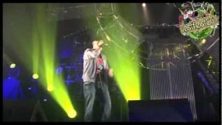 Dougal & Gammer and MC Whizzkid playing at Westfest 2010 - 2011 promo video