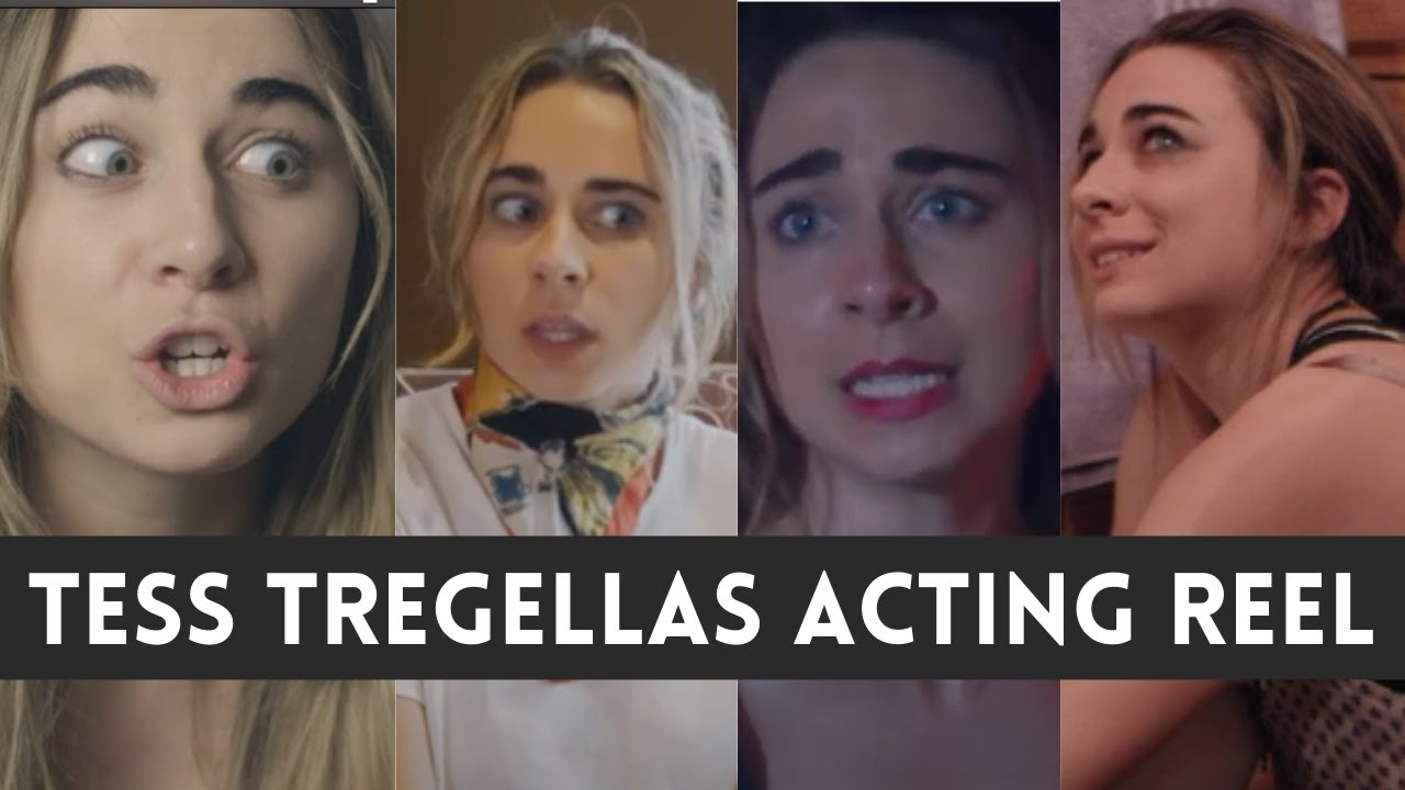Acting Reel 2020 Tess Tregellas