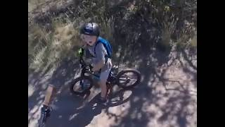 Camelback Style Points. Classic! Age 5