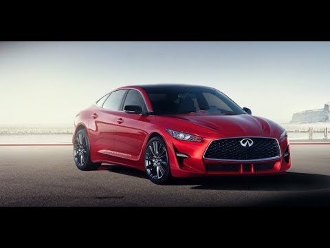 Future Cars 2020 Infiniti Q50 Gets Inspiration From Q Concept