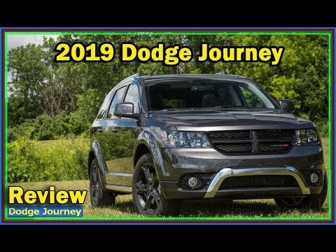 NEW Dodge Journey 2019 Review - This Dodge is soulless 2019 dodge journey crossroad review