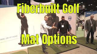 Fiberbuilt Golf Booth at PGA Merchandise Show 2020