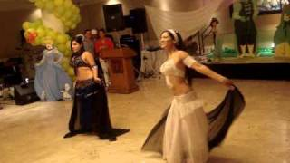 Y' zzah & Rose belly dance from Puerto Rico Thumbnail