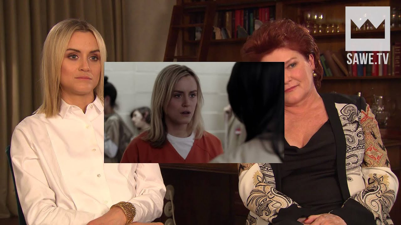 Kate Mulgrew and taylor schilling interview