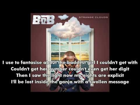 B.o.B. - Castles (feat. Trey Songz) Lyrics on Screen