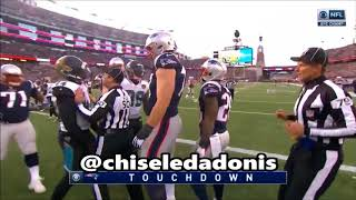 2018 NFL AFC Championship Game Highlight Commentary (Patriots vs Jaguars)