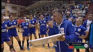 HCM Râmnicu Vâlcea - CSM Slatina. A doua repriză