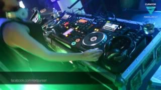 DJ Olly at Fahrenheit , Doha.