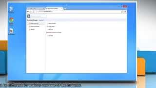 How to Export Google™ Chrome Bookmarks in Windows® 8