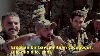 YPG Yaylalar Türküsü Harika Cevap