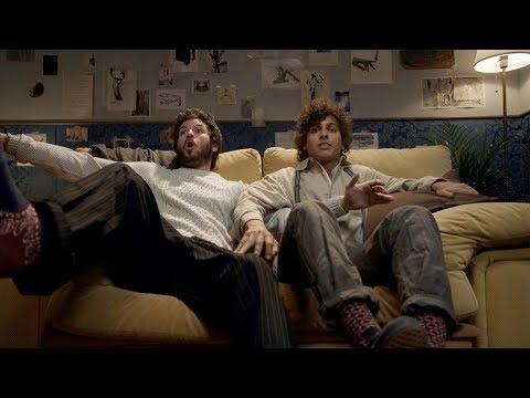 Taburete lanza el videoclip de 'Bolerofón'
