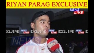 EXCLUSIVE Interview With Riyan Parag