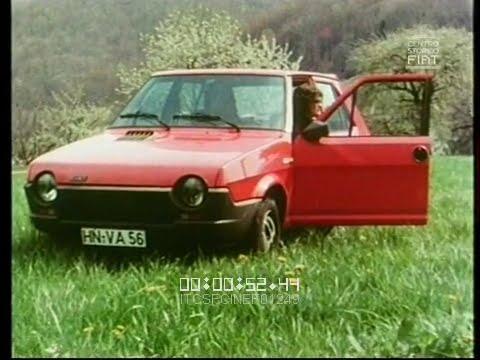 AD FIAT Ritmo - Deltaplano \ 1978 \ deu