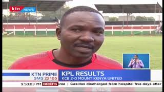 KPL RESULTS: Ulinzi Stars shoots down Nzoi Sugar FC's effort