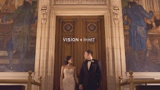 Cleveland, Ohio Wedding Video - The Tudor Arms - Alison and Jesse thumbnail
