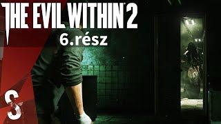 The Evil Within 2 végigjátszás magyar kommentárral 6.rész - Anima