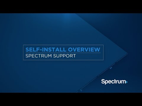 hook up spectrum dvr