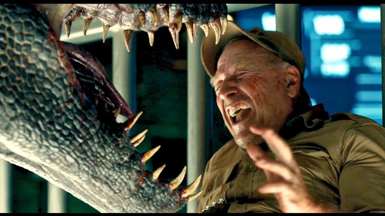 Indoraptor Censored Deleted Scene Final Cgi Jurassic