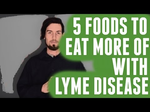 5 Foods To Eat More Of With Lyme Disease