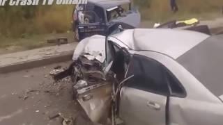 [CAR CRASH TV ONLAIN] Car Crash very Shock dash camera 2016 NEW ★★★★★ By Top Speed Motor 185