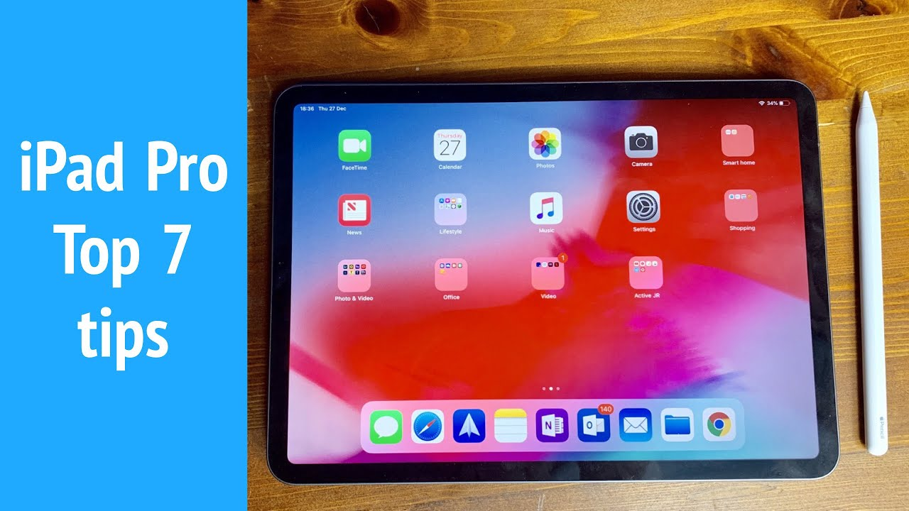 6b202676fd6 Top 7 iPad Pro 2018 tips & tricks on getting the best out of your ...
