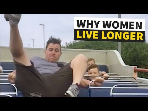 Why Women Live Longer Than Men * Fail Edition *