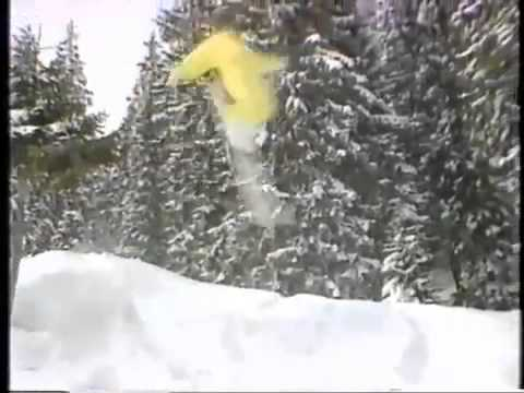 John Denver, Singing and Skiing - Dancing With The Mountains
