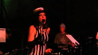 Psychedelic Music Electric Blues Who Killed Desiree Brown | Tri-Cornered Tent Show TCTS