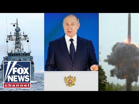 Vladimir Putin issued 'stark warning' to US, NATO